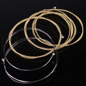 Cuerdas de acero