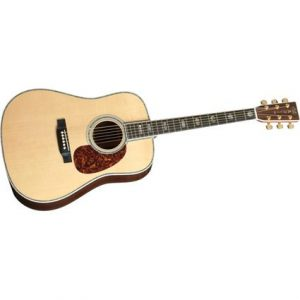 guitarra modelo Dreadnought