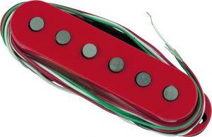 Foto pastilla para guitarra eléctrica