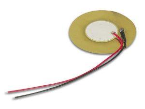 Foto sensor piezoeléctrico