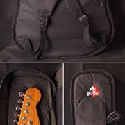 gigbax pe0001funda para guitarra
