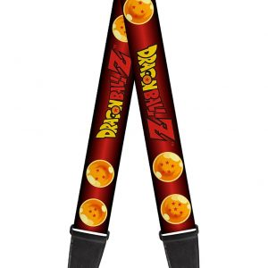 Guitar Strap - DRAGON BALL Z