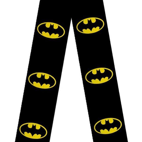 Guitar Strap - Batman Shield