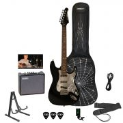 Sawtooth ST-ES-SPIDER-KIT3-BKC ES Electric Guitar