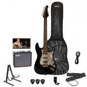 Sawtooth ST-ES-SPIDER-KIT3-BKC ES Electric Guitar