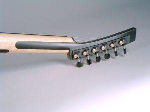 Cabeza guitarra eléctrica Parker