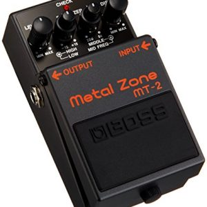 Boss MT-2 Metal Zone Distortion Guitar Pedal