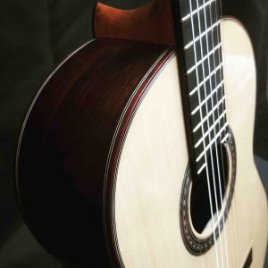 Classical and nylon string guitars