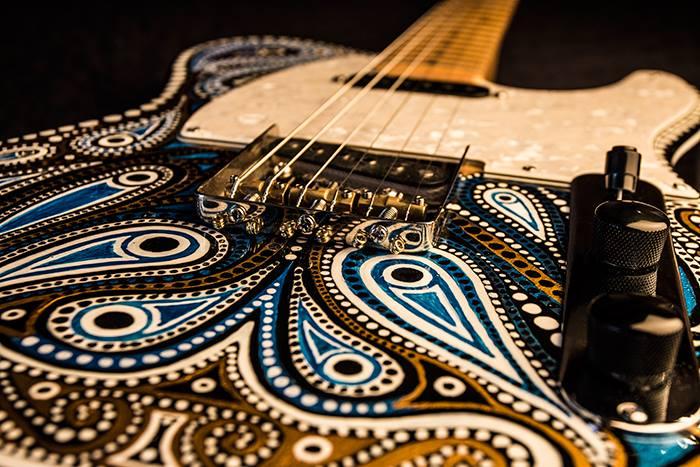 Guitarra J Dave