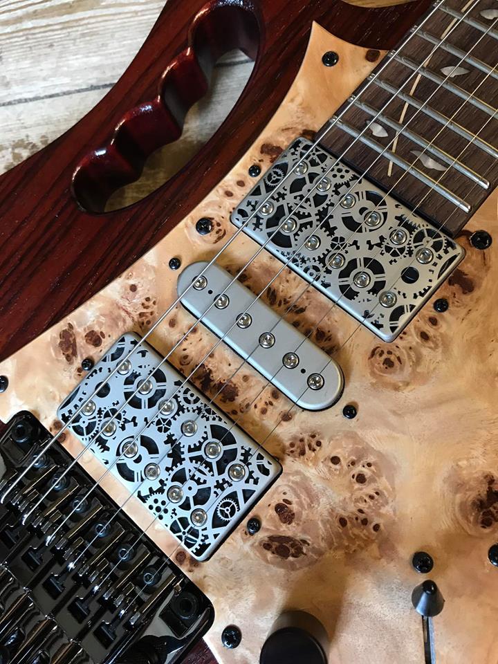 Ibanez premium guitar