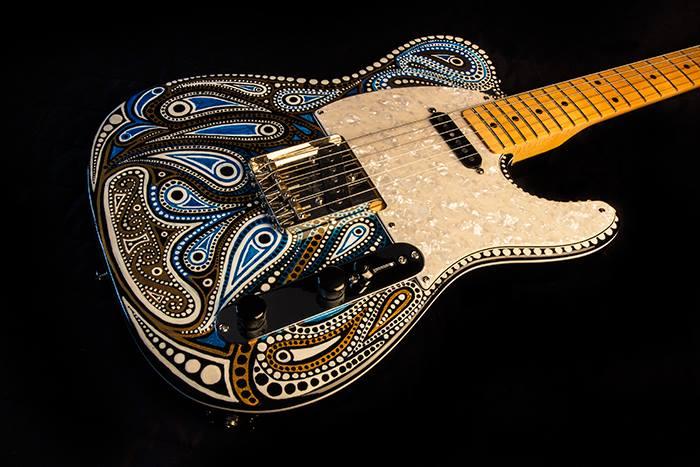 JDave guitar