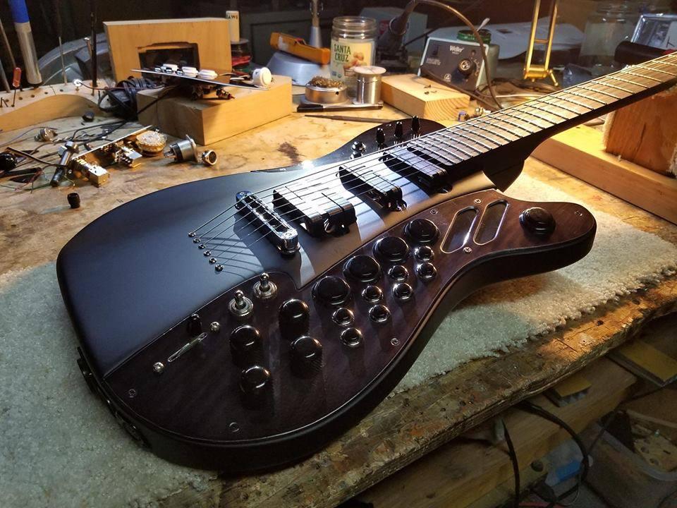MIDI Controller Guitar 3