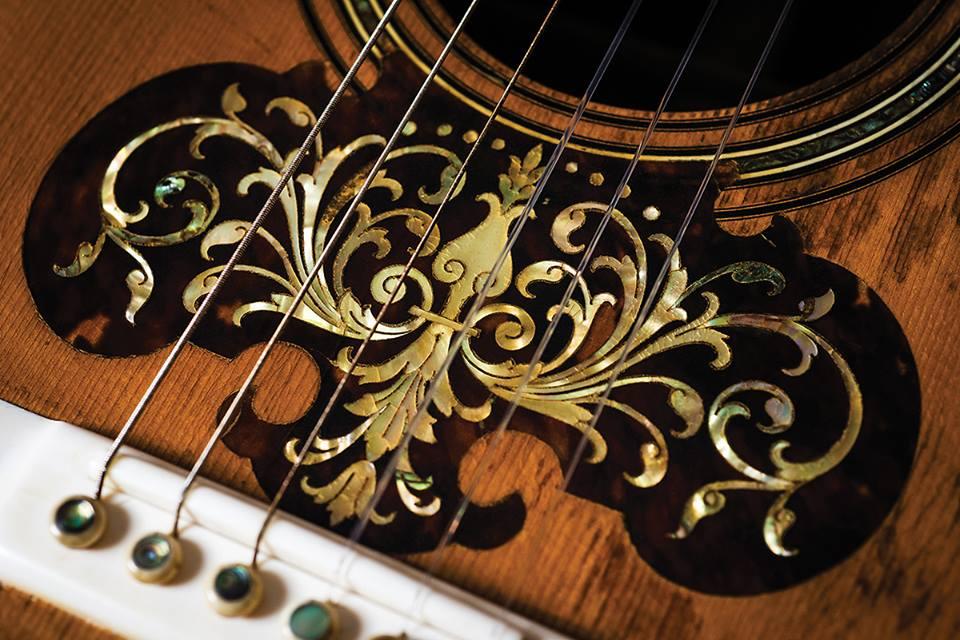 Original Martin guitar