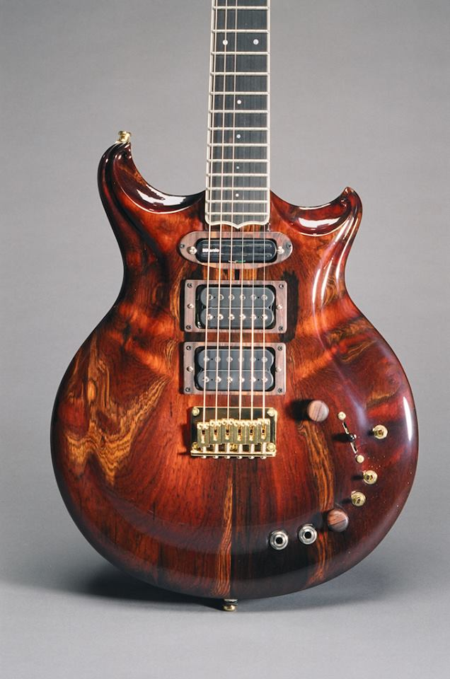 guitarra customizada scott walker
