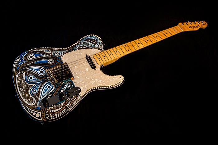 guitarra electrica J Dave