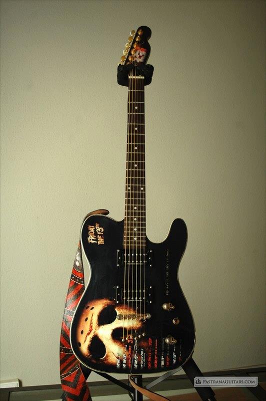 guitarra viernes 13