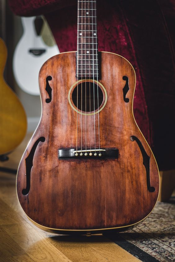 Gibson HG22 Brown 1930
