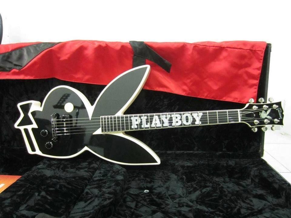 Guitarra Playboy