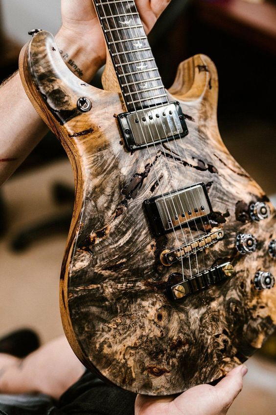 PRS Phil guitar zone