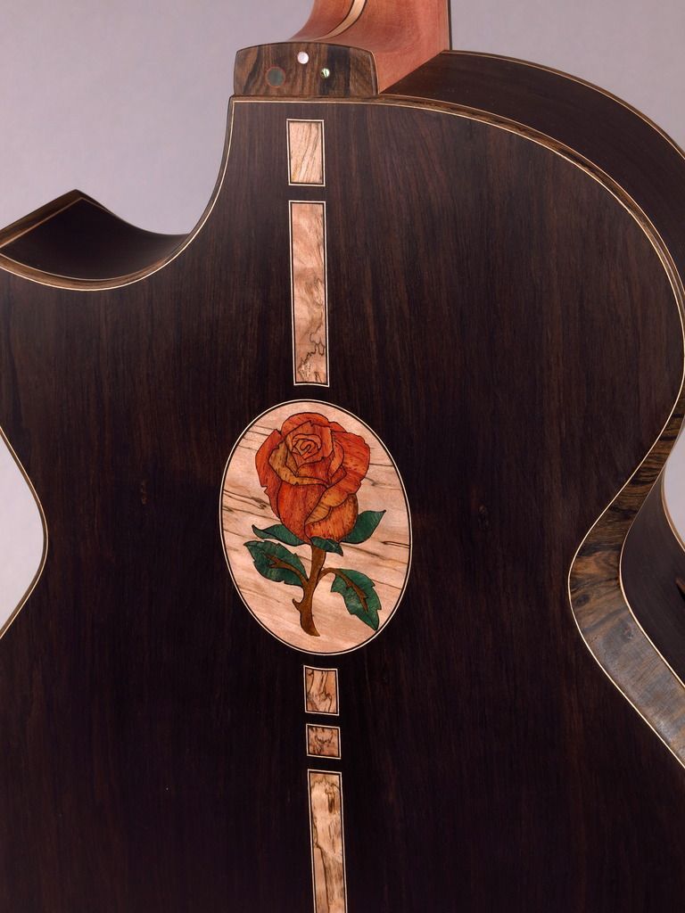 The Edwinson Hobbs Blackwood Rose Project