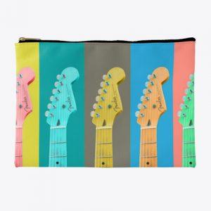 Bolsa cremallera guitarras